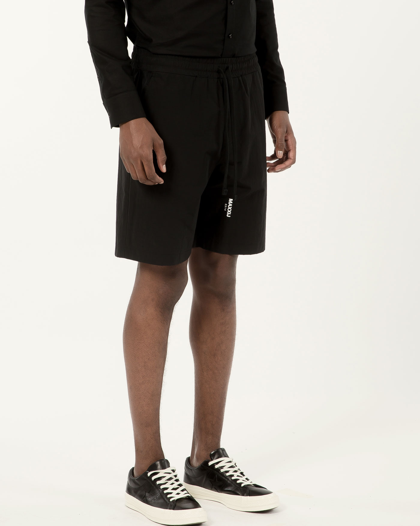 Smart Basic Shorts Black