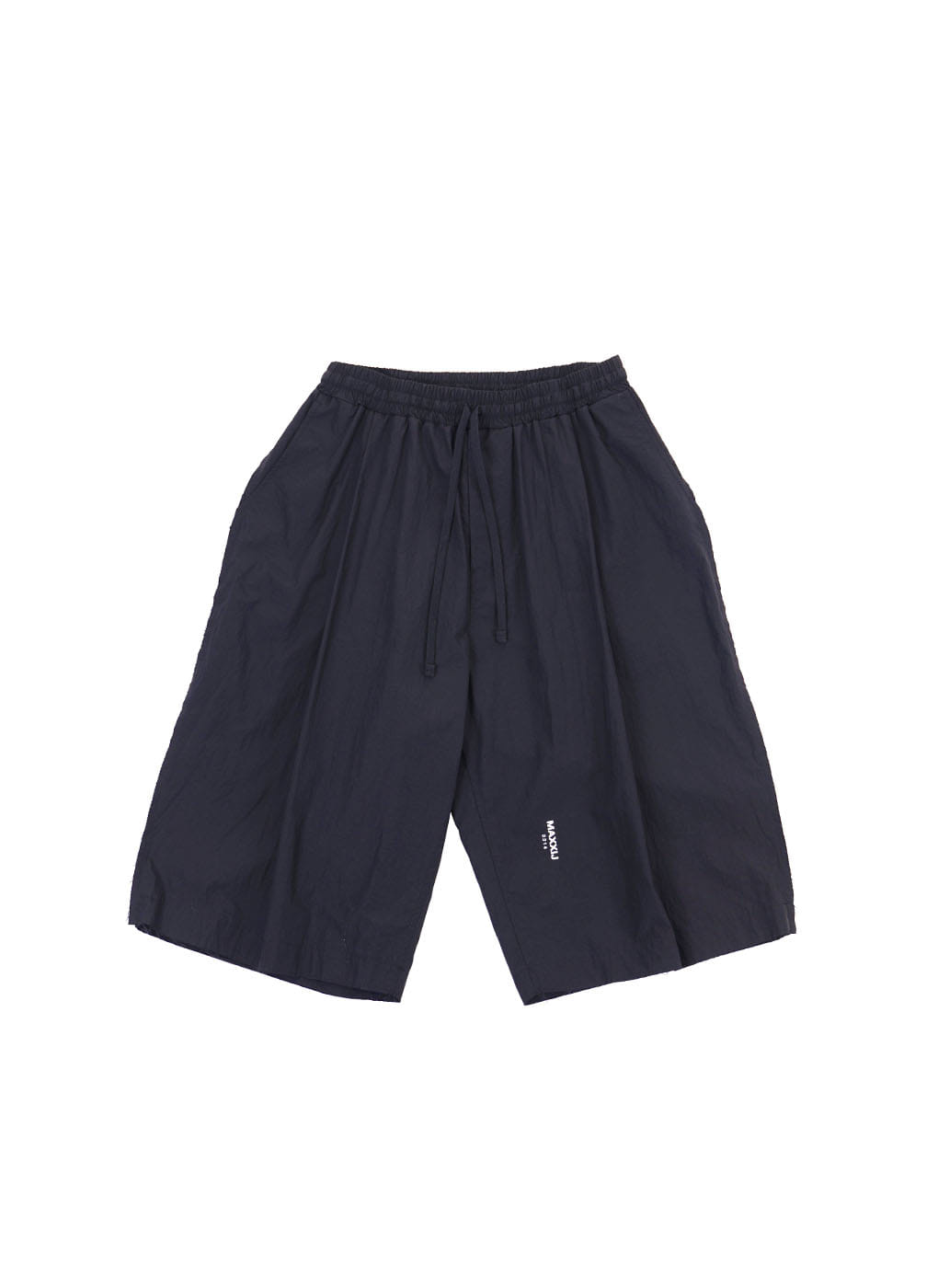 Navy New Wide Trousers