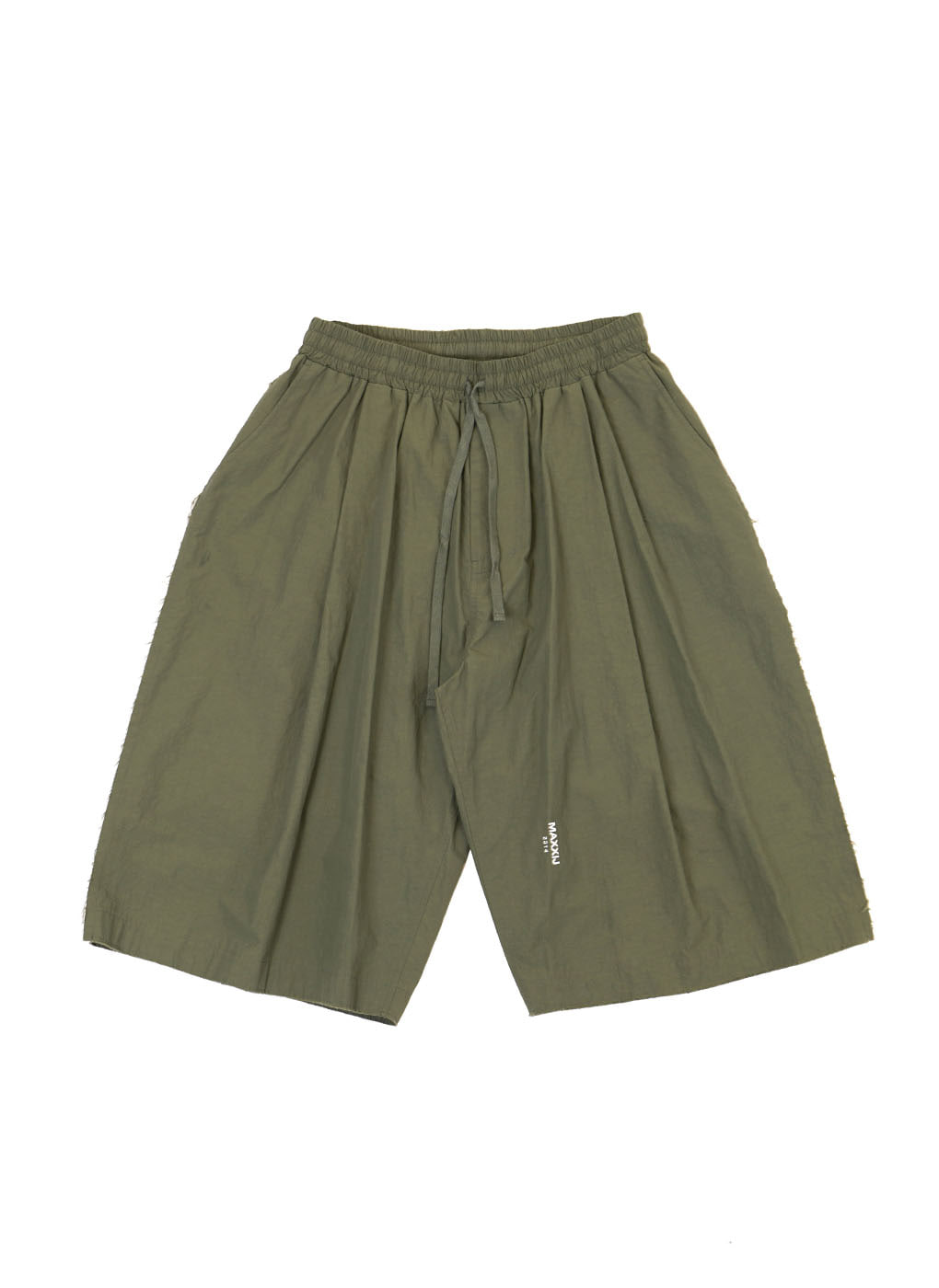 Khaki New Wide Trousers