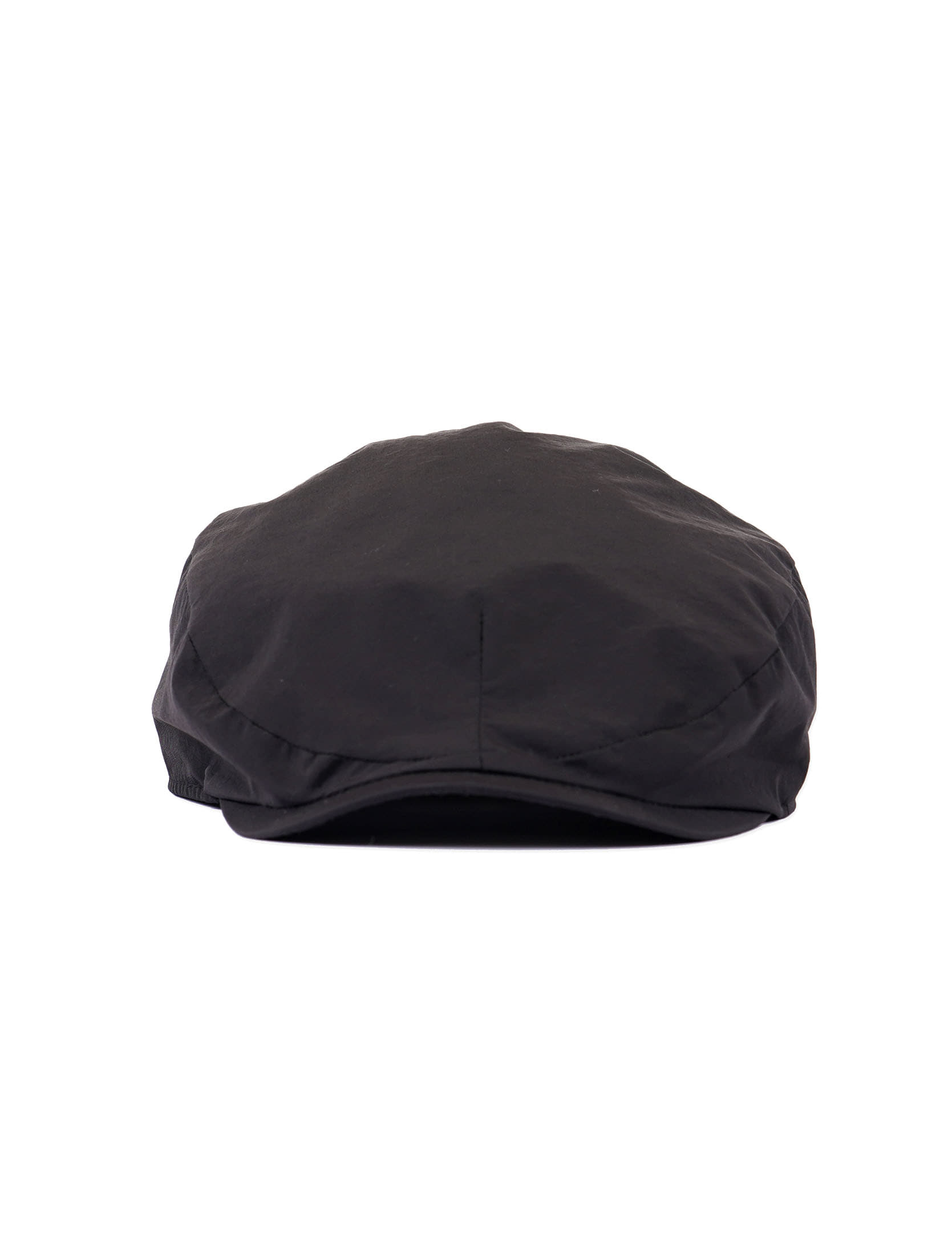 Black Cotton Nylon Hunting Cap