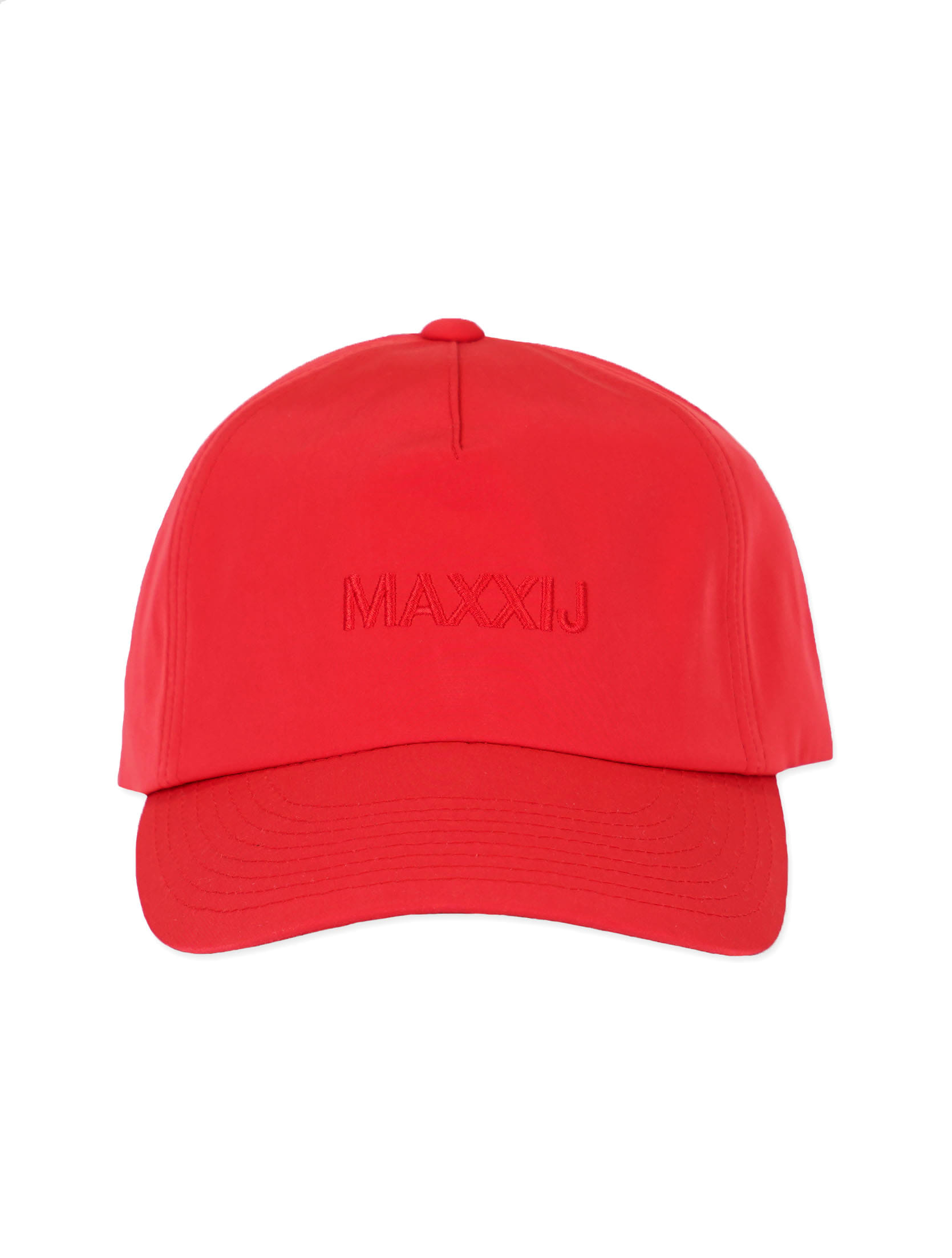 Red Logo Ball Cap