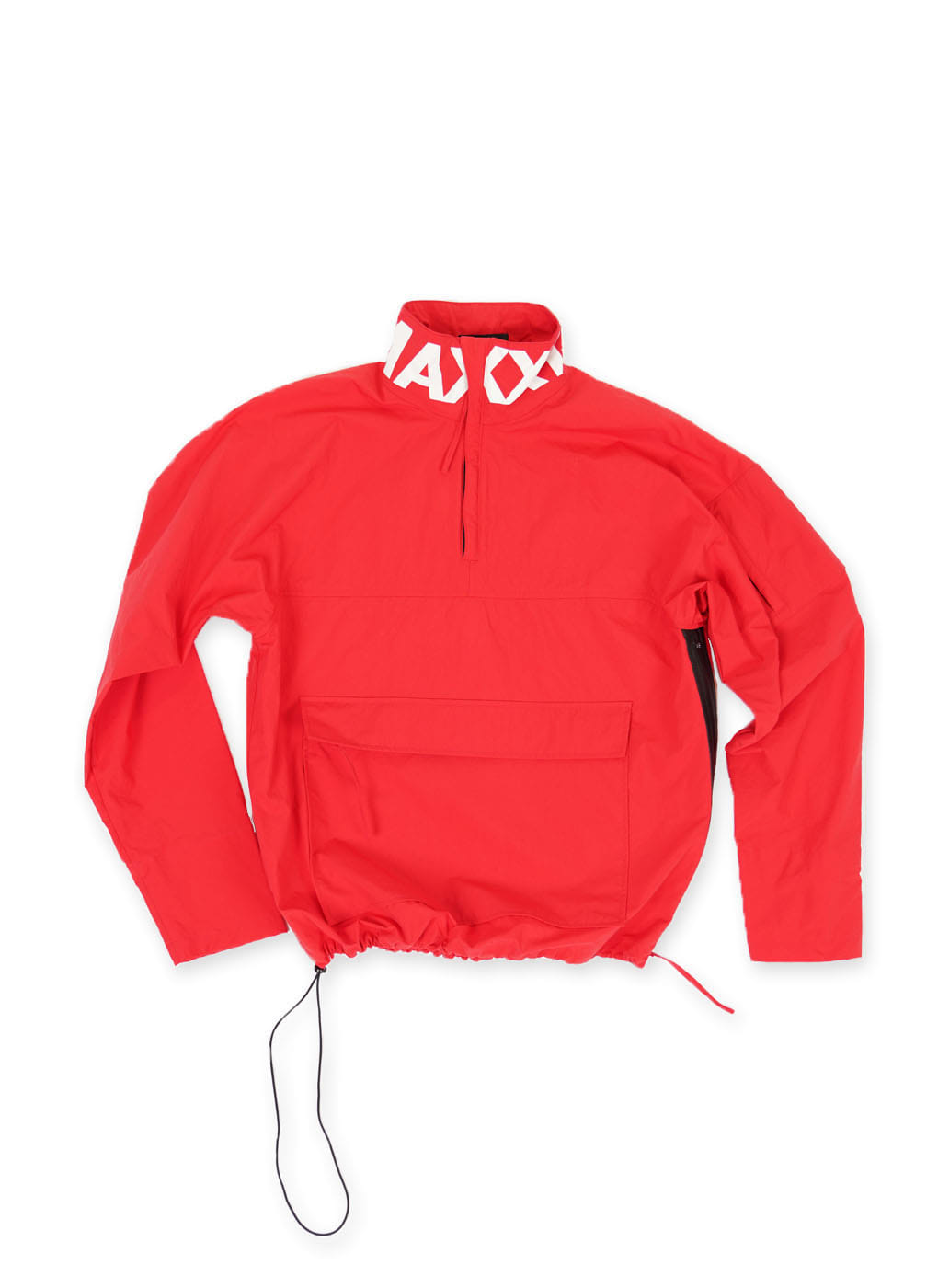 Red/White Anorak Jumper
