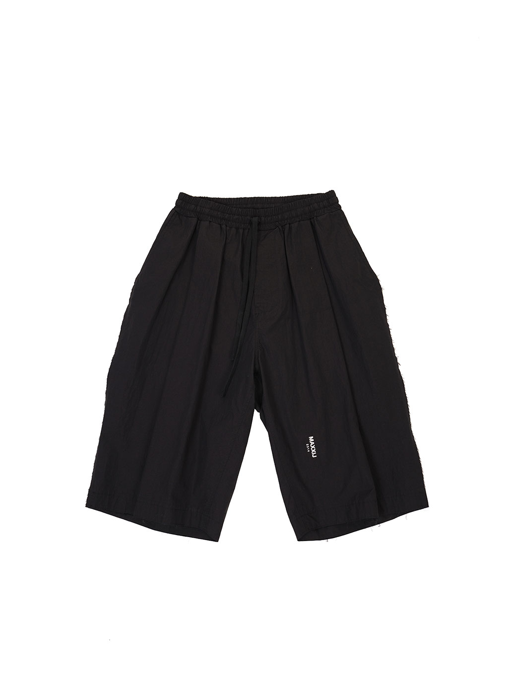Black New Wide Trousers