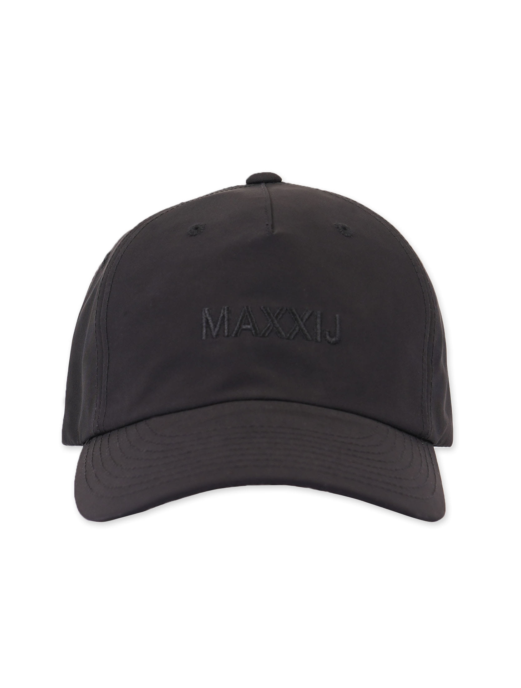 Black Logo Ball Cap