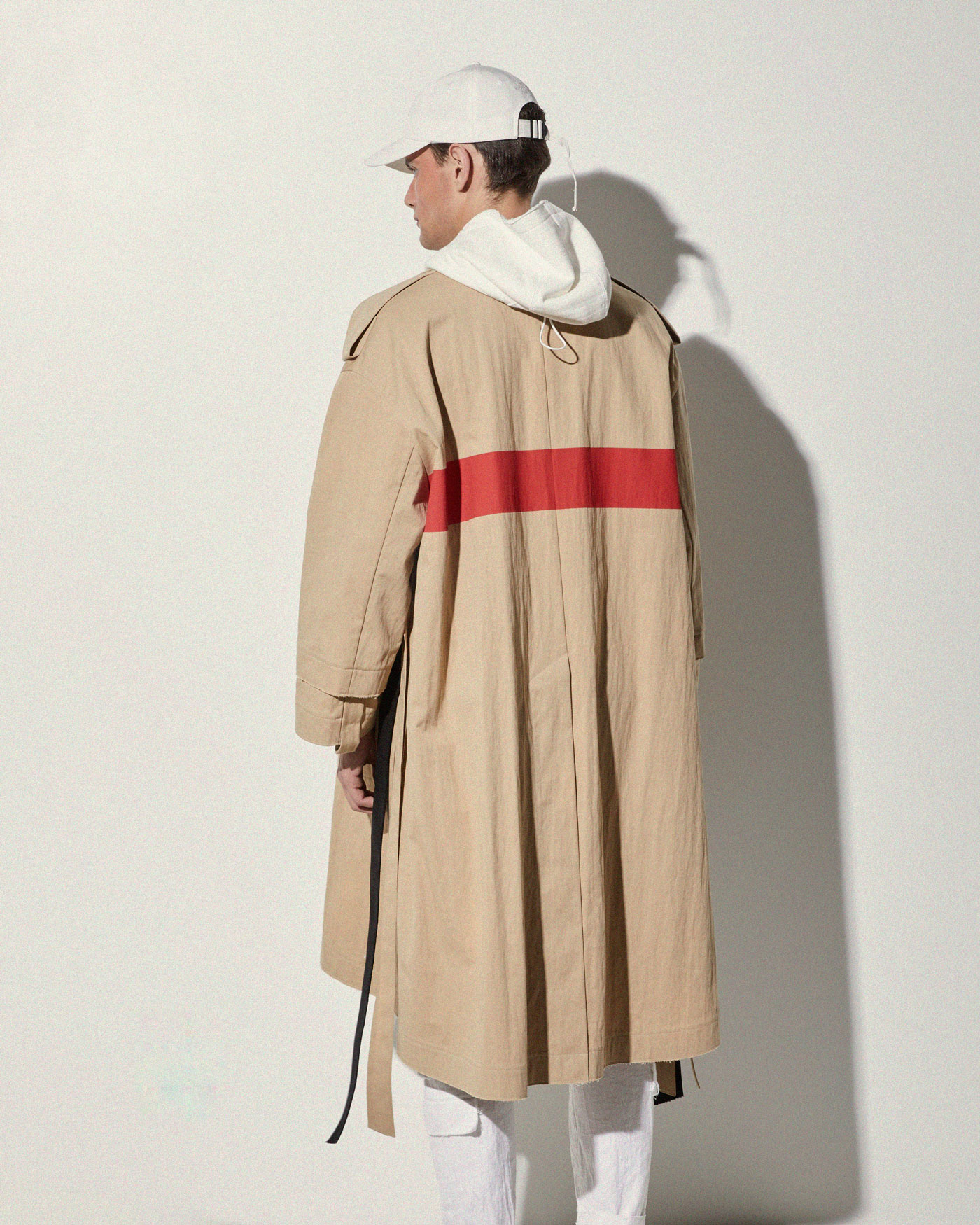 Signature Oversized Coat #3