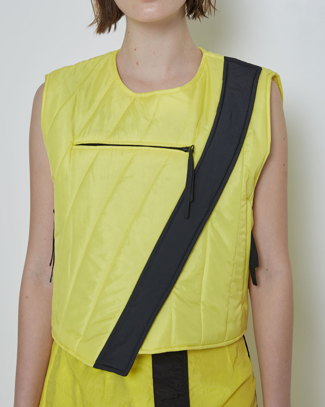 Puffy Down Vest